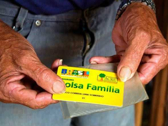 Aposentado pode receber Bolsa Família?