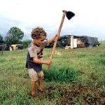 Crianças e adolescentes em situação de trabalho infantil no Cadastro Único