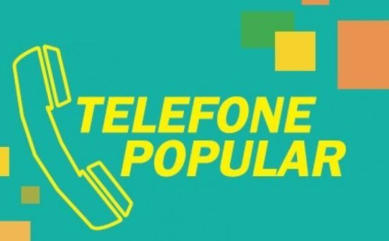 Como ter direito ao Telefone Popular?