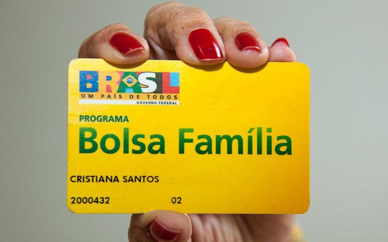 Começa o pagamento de Setembro do Bolsa Família