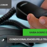 Saiba sobre o descumprimento de condicionalidades pelo telefone