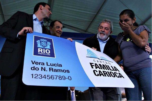 Como fazer o Cartão Família Carioca