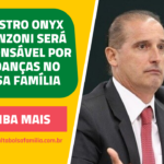 Bolsa Família terá mudanças com novo ministro