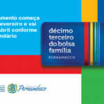 Pernambuco paga Décimo do Bolsa em Fevereiro