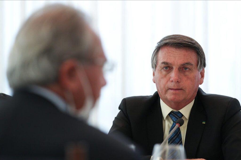Desistiu Criar Renda Brasil