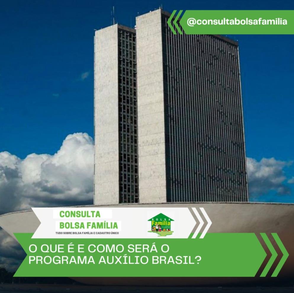 Programa Auxílio Brasil
