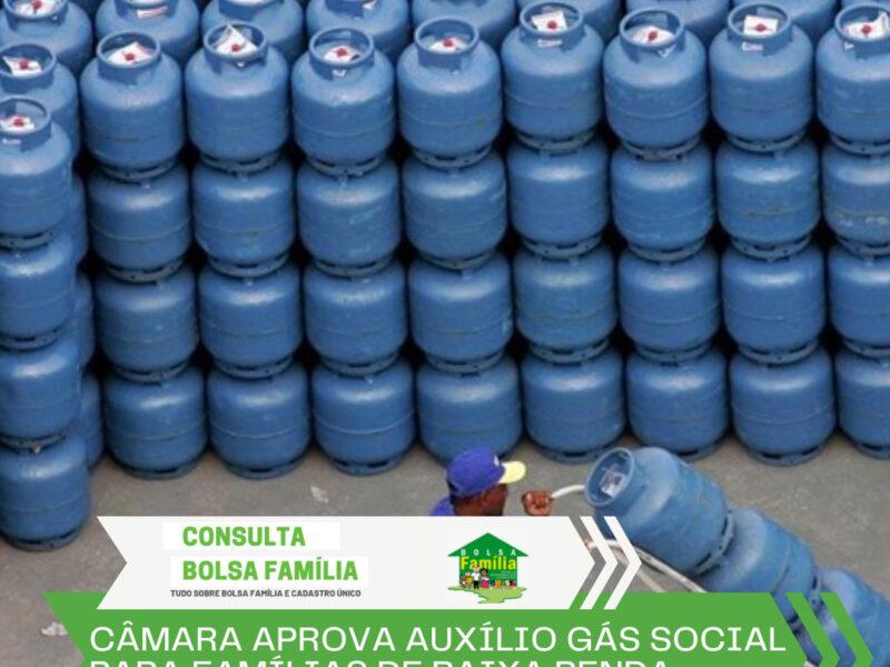 Auxílio Gás Social
